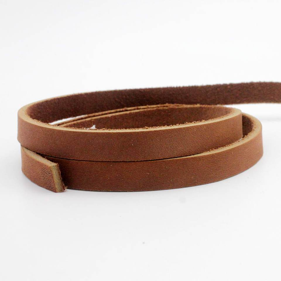 5mmx2mm Distressed Red Leather Strip 5x2 Leather Strap for Jewelry Making Beading 1 Yard GF5M157-1