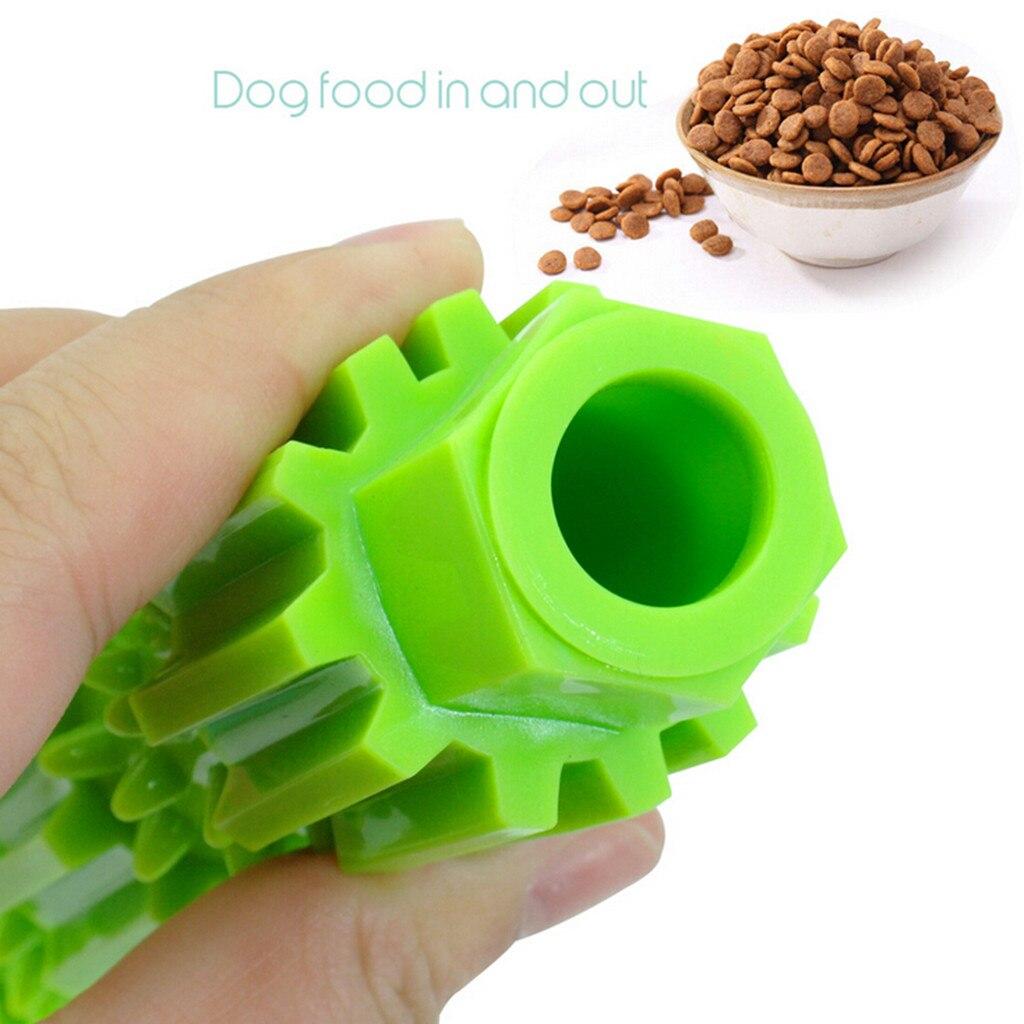 Мягкая игрушка собака резиновая игрушка для чистки зубов собак агрессивные жевательные пищевые лакомства раздаточные игрушки для щенков маленьких собак 2020 #7-3