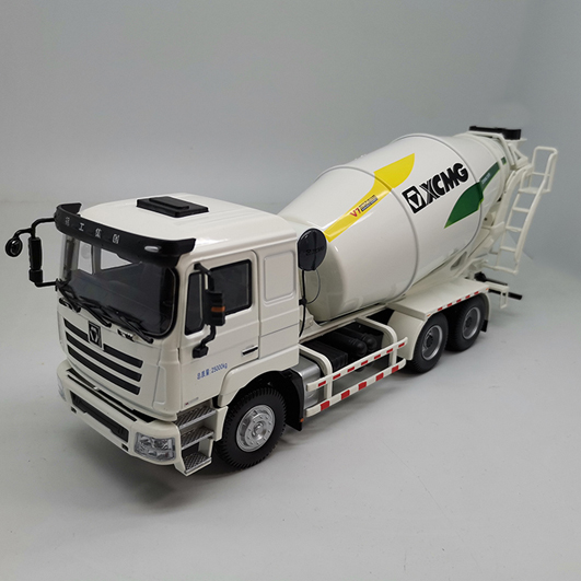 1:35 Scale Model, Diecast Model, Construction Model, Schwing Concrete Mixer Truck Model, Replica, Collection And Free Shipping