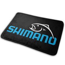 Новый ковер Shimano с логотипом рыбалки, украшение для комнаты, ковер для подростков, большой молитвенный коврик для гостиной, мусульманский ко...