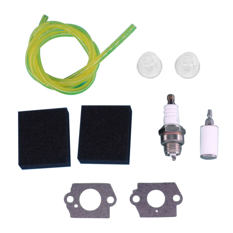 Air Fuel Filter Kit For Homelite ST145 ST155 ST285 ST385 ST485 ST175 ST180 ST185 Tool Part Accessories