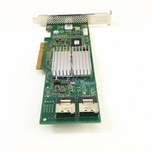 Image 5 - משמש מקורי Dell Perc H310 SATA/SAS HBA בקר RAID 6Gbps PCIe x8 LSI 9240 8i M1015 P20 זה מצב