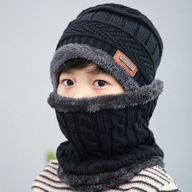 Children's Winter Knitting...