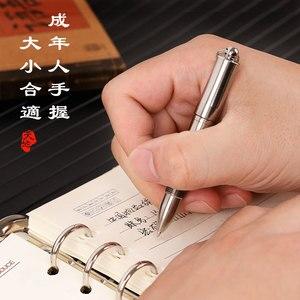 Image 3 - Tiartisan Titan stift unterschrift 2 in 1 mini tragbare outdoor ultraleicht buch schreiben stift