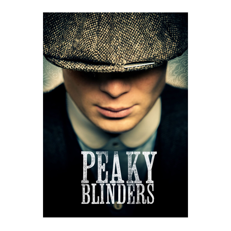 Peaky Blinders Movie TV Wall Art Wall Decor Silk Prints Art Poster Paintings For Living Room buy 3 get 4 image