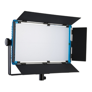 Image 2 - 75W Yidoblo A 2200BI LED וידאו תאורת DMX פנל Ultra בהיר חם & קר מקצועי סטודיו צילום להמשיך תאורה