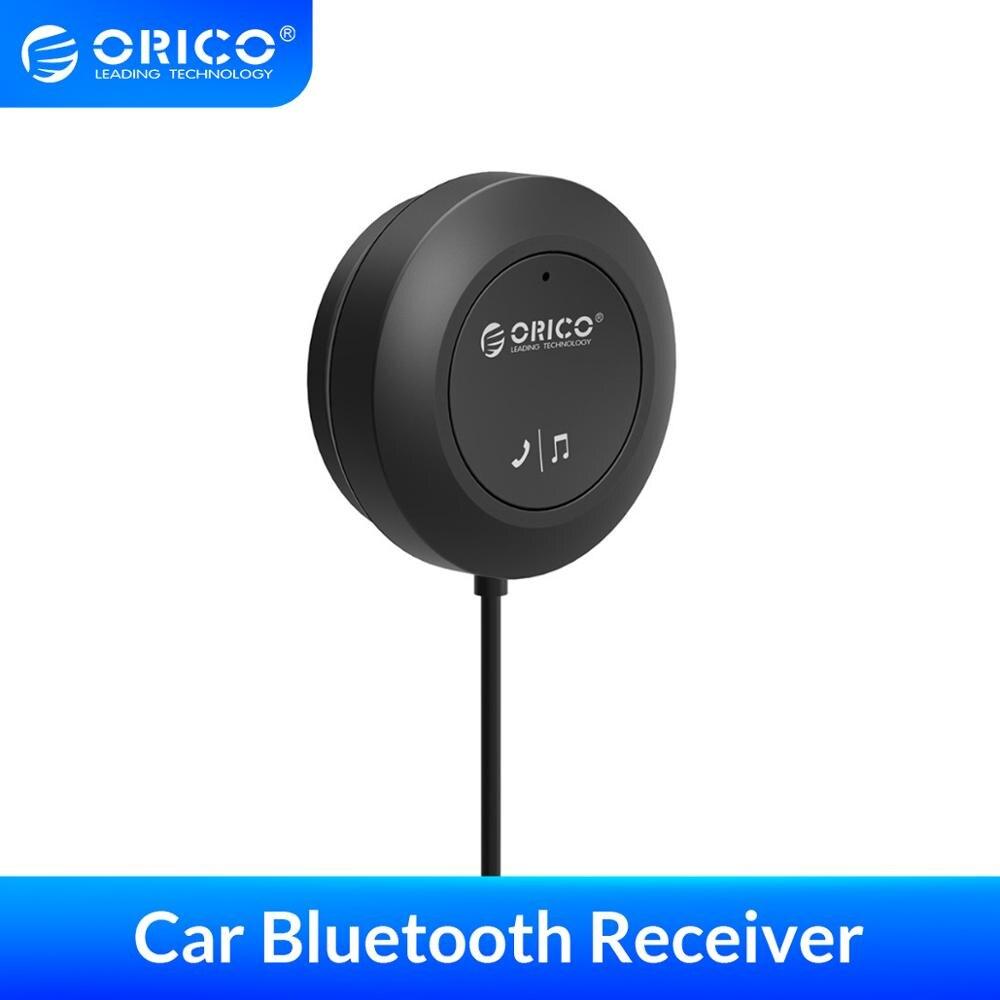 Автомобильный беспроводной bluetooth ресивер ORICO 4,1 с разъемом 3,5 мм, громкая связь, звонки, музыка, Bluetooth адаптер|Беспроводные адаптеры|   | АлиЭкспресс