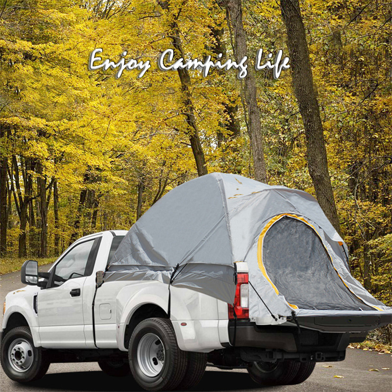 Double Layers Camping Tent For Trucks