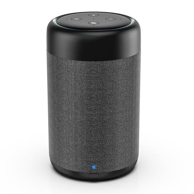 GGMM D7 Mạnh Mẽ Loa Di Động Pin Dành Cho Amazon Alexa Echo Dot (3rd Gen) pin 5200MAh Cho Echo Dot 3 7Hrs Chơi
