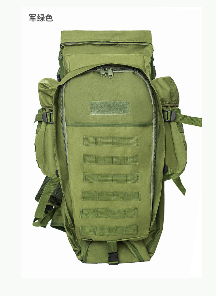 Siege 911 Combination Large Backpack Multi-functional Outdoor Sports Riding Shoulder Casual Fishing Tactical Camouflage Backpack