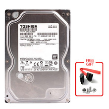 Hard-Drive HDD Desktop Sata-3.0 Toshiba Cache 7200RPM Internal 500 Gb 500G 32MB for PC