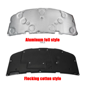 Image 5 - Capot insonorisé en coton isolant pour Mercedes Benz classe A W177, A180, A200, A220, A250, accessoires de voiture, 19 20 +