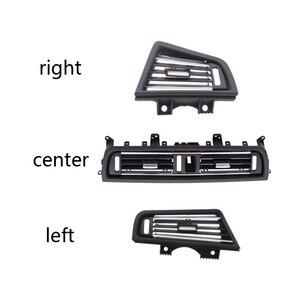 Image 2 - اليد اليمنى محرك RHD لسيارات BMW 5 serie F10 F11 520 525 رمادي بيج أسود سيارة الداخلية مقبض الباب لوحة الباب الداخلي سحب غطاء الكسوة