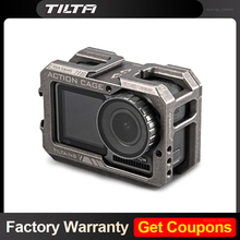 Tilta Cage for DJI OSMO ACTION Camera Protector Case for OSMO ACTION Accessories