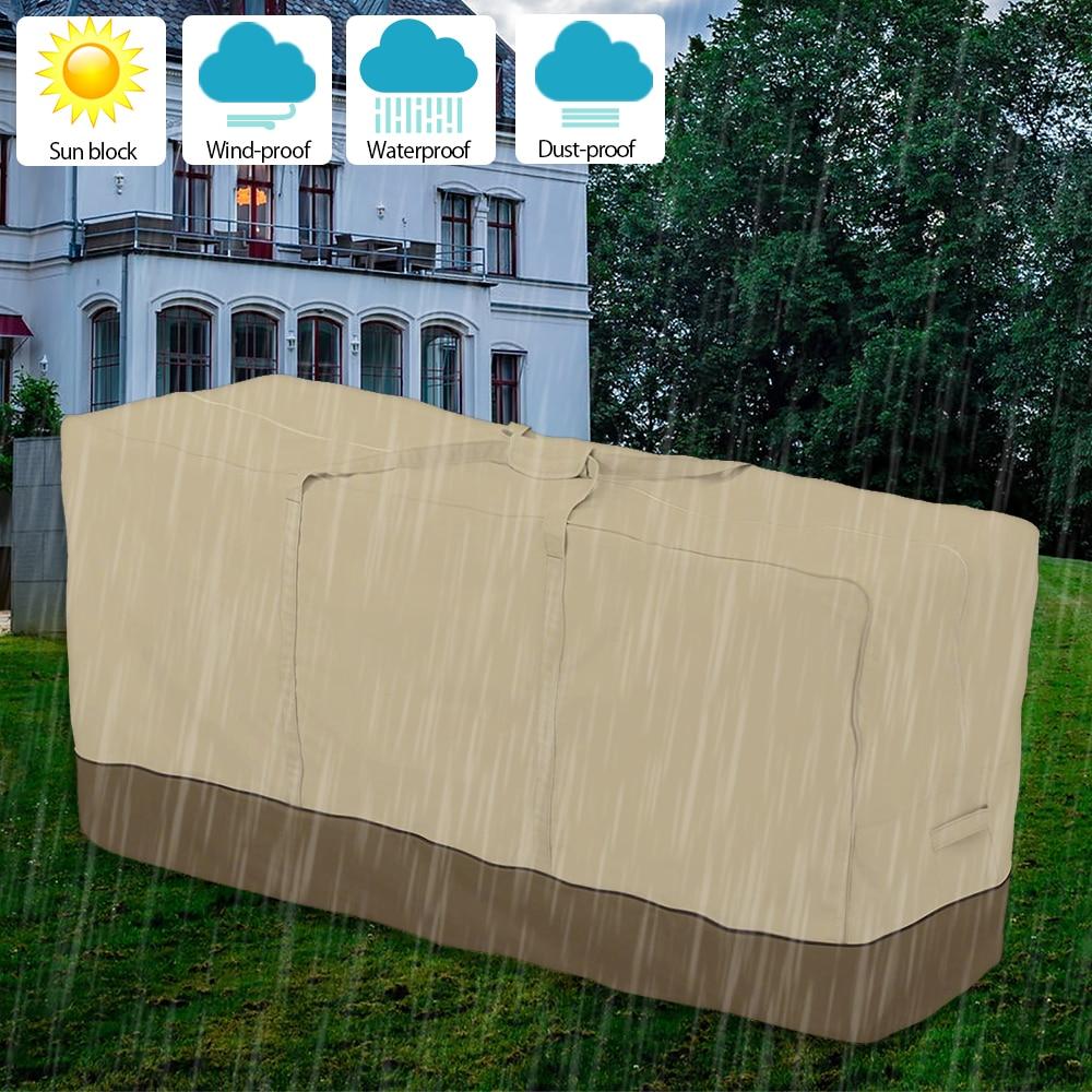 água capa poeira proteção solar oxford pano dobrável drawstring tabela