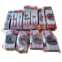 10 adet/grup pil yapıştırıcı Sticker iPhone X için 5s 5c 6 6s 7 8 artı XR XS MAX pil tutkal bant şeridi Tab yedek parça|Cep Telefonu Çıkartmaları|Cep telefonları ve Telekomünikasyon Ürünleri -