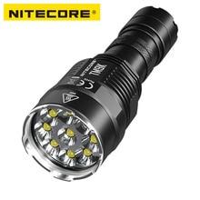 9500 люмен NITECORE TM9K 9 x CREE XP-L HD V6 LED ультракомпактный тактический фонарик со встроенным литий-ионным аккумулятором 21700 5000 мАч
