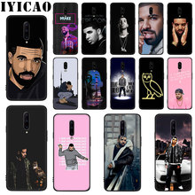 Rapper Drake Soft Silicone Case for oneplus 5 5t 6 6t 7 Pro Cover