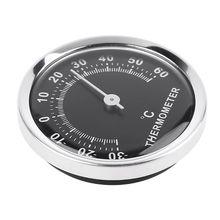 OOTDTY мини 58 мм Автомобильный термометр механический аналоговый датчик температуры с наклейкой A5YD
