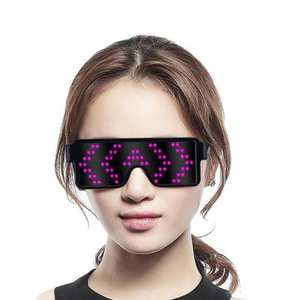 Led-Glasses USB with...