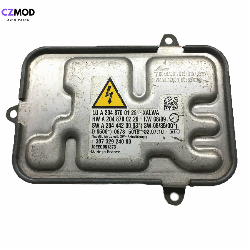 CZMOD Original 10EEG081373 1 307 329 240 00 Xenon Headlight HID Ballast D1S D1R 130732924000 130732924001 Used Car Accessories