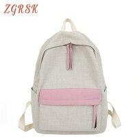 Female Cute Nylon Backpack Bagpack Women School Bags Students Girl Back Pack Fashion Luxury Teenage Bag Lady Backpacks Bags