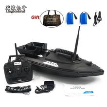 Новое поступление Lingboxianzi T188 Rc приманка лодка 4 цвета игрушка рыболокатор Rc рыболовная лодка rc приманка лодка для рыбалки Беспроводная rc лодка