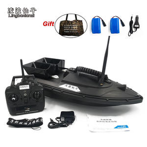 Lingboxianzi Toy Lure-Boat Fish-Finder Rc New-Arrival Wireless for 4-Colors