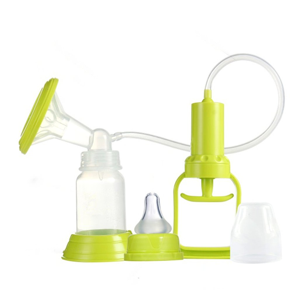 Safety And Practical Maternal Child Supplies Creative Manual Breast Milk Pump Silicone Mother Milking Machines