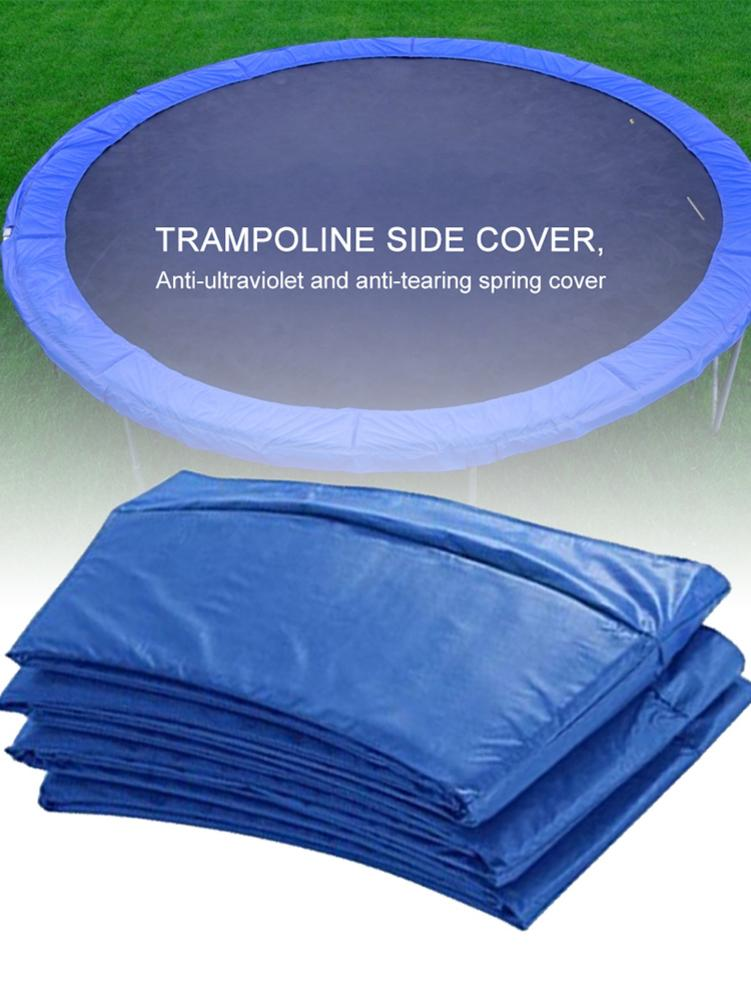 Toygogo Replacement PVC Trampoline Safety Cover Universal Fitting Outdoor 60 Inch