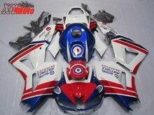 Motorcycle Fairing Kit For Honda CBR600RR F5 2013-2017 Injection ABS Plastic Fairings CBR 600RR 13-17 Gloss Bodyworks кожух корпуса двигателя мотоцикла honda cbr600rr f5 13 14 fairing