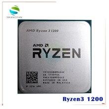 Amd ryzen 3 1200 R3 1200 3.1 クアッドコアクアッドコアスレッド cpu プロセッサ YD1200BBM4KAE ソケット AM4