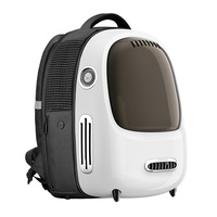 Cat Bag Out Portable Space Capsule Pet Backpack Transparent Breathable Supplies