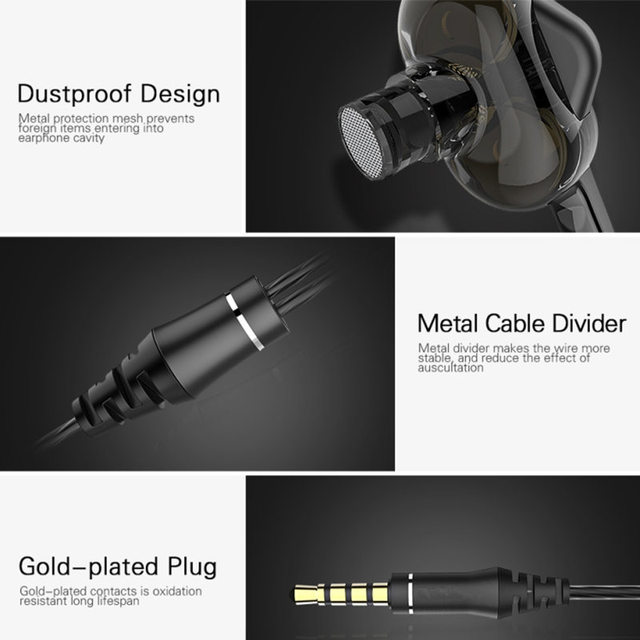 Candy colors Wired Headphones Bass Stereo Earbuds Sports Waterproof Earphone Music Headsets for Samsung iphone for Xiaomi Huawei 4
