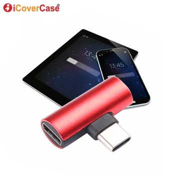 Перейти на Алиэкспресс и купить 2 в 1 Тип C до 3,5 мм разъем для наушников зарядный аудио адаптер для Motorola Moto G7 Power Razr 2019 Z3 Play Z Z2 Force USB конвертер
