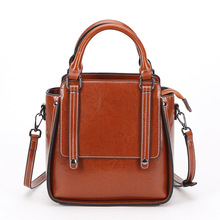 Trendy designer luxury genuine leather bags women 2019 real leather famous brand sling bags for women casual shoulder bags tote 2015 famous brand gold coral real cowhide messenger bags for women casual female shoulder bags women s genuine leather handbag