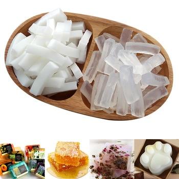 Base de jabón Natural para fabricación de jabón artesanal, jabones artesanales ecológicos,...