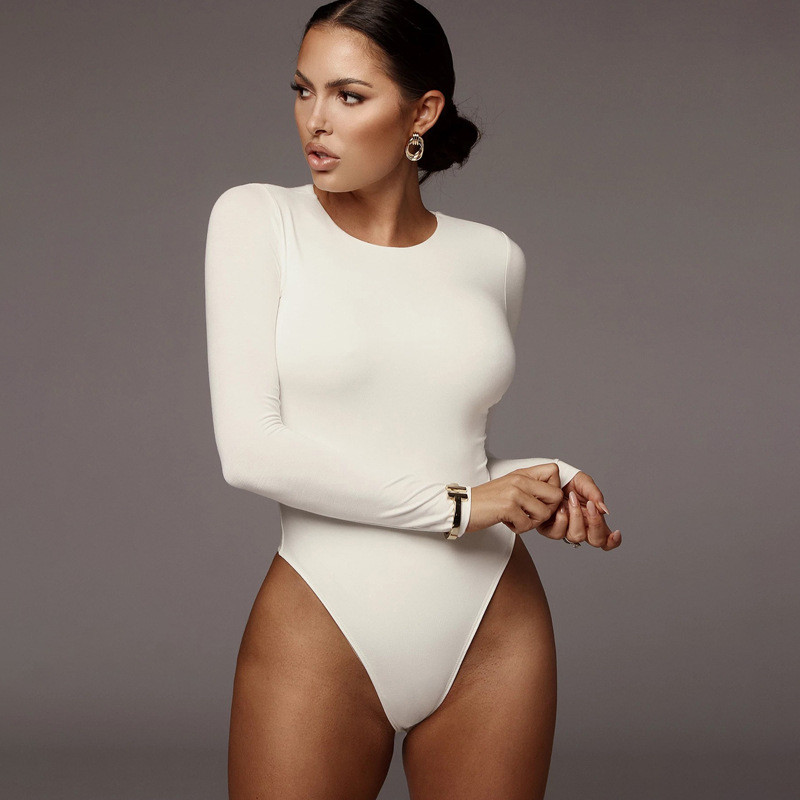 long sleeve bodysuit women20