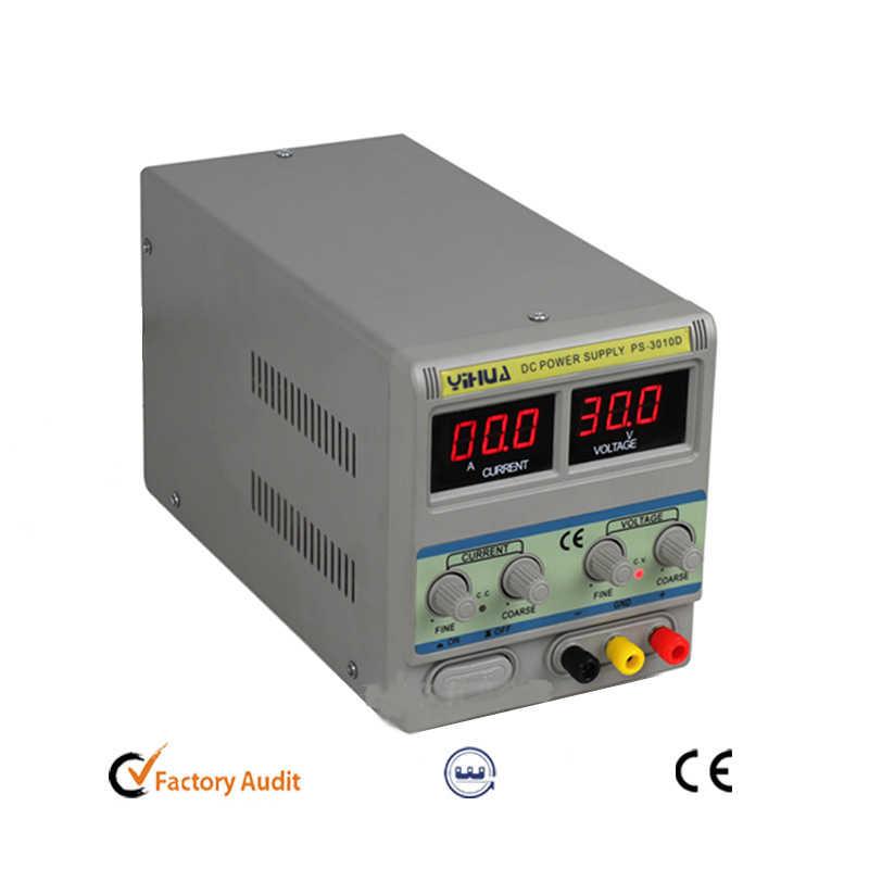 YIHUA 3005D 110V//220V 30V 5A Alimentatore Regolabile Laboratorio Trasformatore