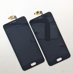 """Image 3 - 5.2 """"pour MEIZU M5S M612H M612M écran LCD + écran tactile numériseur verre lentille assemblée remplacement pour Meizu Meilan 5S LCD"""