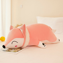 Cute Dolls Stuffed Animals & Plush Toys for Girls Children Boys Toys Plush Pillow Fox Stuffed Animals Soft Toy Doll Kawaii Dolls