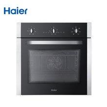 56l haier casa grande capacidade forno elétrico embutido multifuncional cozimento bolo pizza pão padeiro utensílios de cozinha