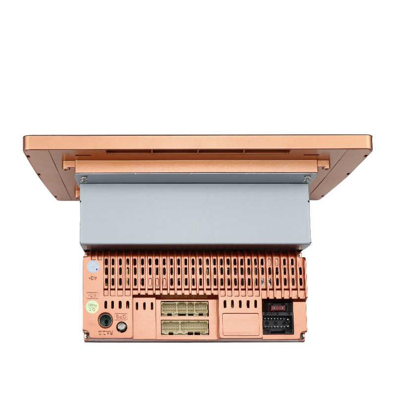 1 ディンアンドロイド 9.1 カー Mp5 ビデオプレーヤー 9 インチ 1Din Autoradio マルチメディアオーディオ、カーステレオ GPS ナビゲーション USB 無線 LAN TF FM No dvd