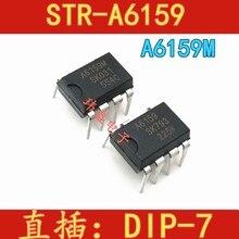 10pcs STR-A6159 DIP-7 A6159M A6159 STR-A6159M