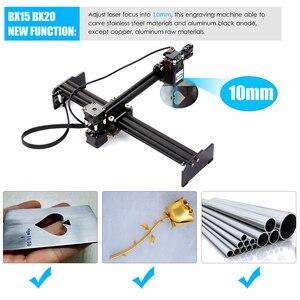 Image 4 - 20W macchina per incisione Laser stampante per incisore Laser Desktop ad alta velocità portatile per uso domestico Art Craft taglierina per incisione Laser fai da te