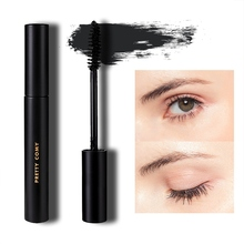4D Silk Fibre Mascara Eyelash Waterproof Extension Volume Long Lasting Lashes Eyelashes Extension Mascara Makeu недорого