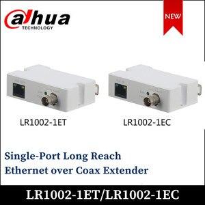 Dahua удлиненный Однопортовый Ethernet, удлинитель для коаксиального кабеля, 1, RJ45, 10/100 Мбит/с, 1, BNC, ip-аксессуар, с одним портом, для соединения с коа...