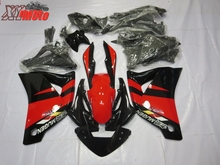 цена на Motorcycle Fairing Kit For Honda CBR250R 2011 2012 2013 Injection Molding ABS Plastic CBR 250R 11 12 13 Gloss Red Black Bodywork