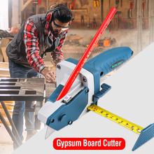 Cutting-Tool Board-Tools Gypsum-Board Drywall Woodworking Vastar with Scale Scribe