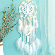 Hanging-Ornaments Dreams-Catcher Wind-Chime Home-Decor Pendant Wall-Decorative Bedroom